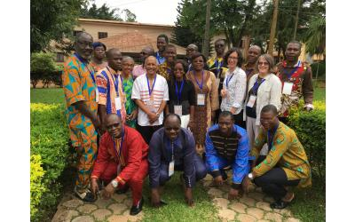 An Editing and Writing Workshop in Cameroon